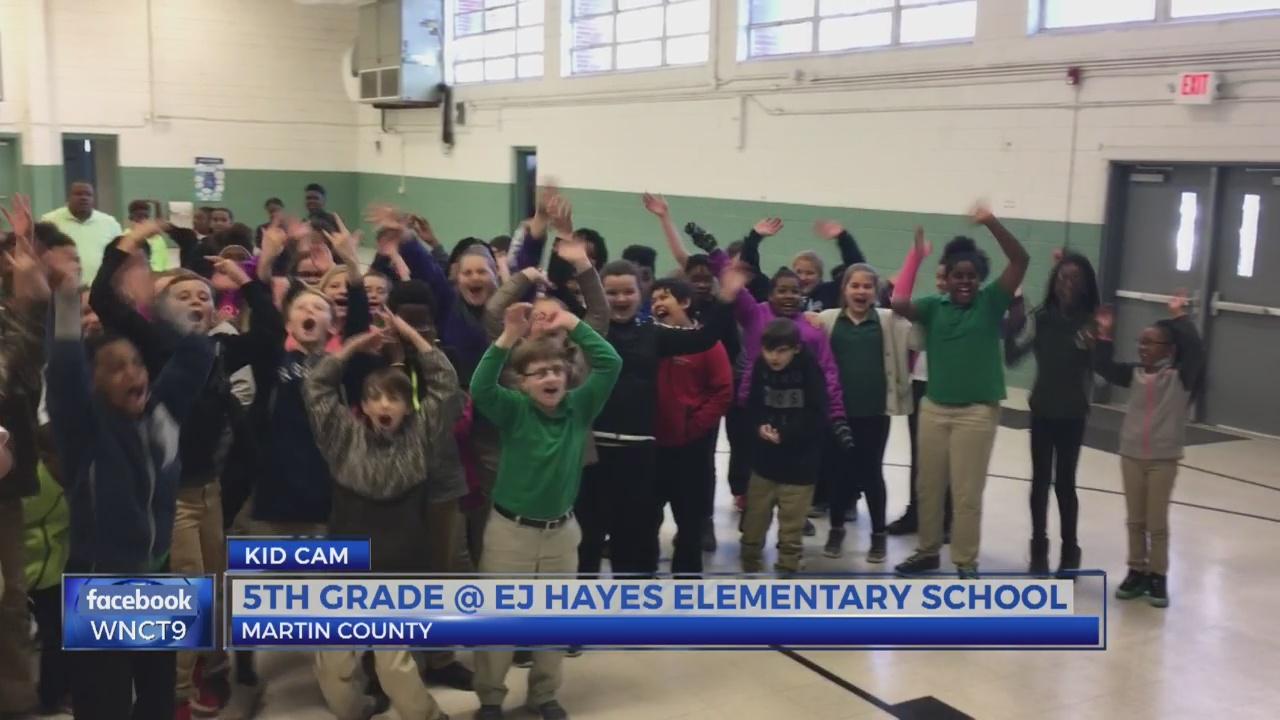 Kidcam: EJ Hayes Elementary School