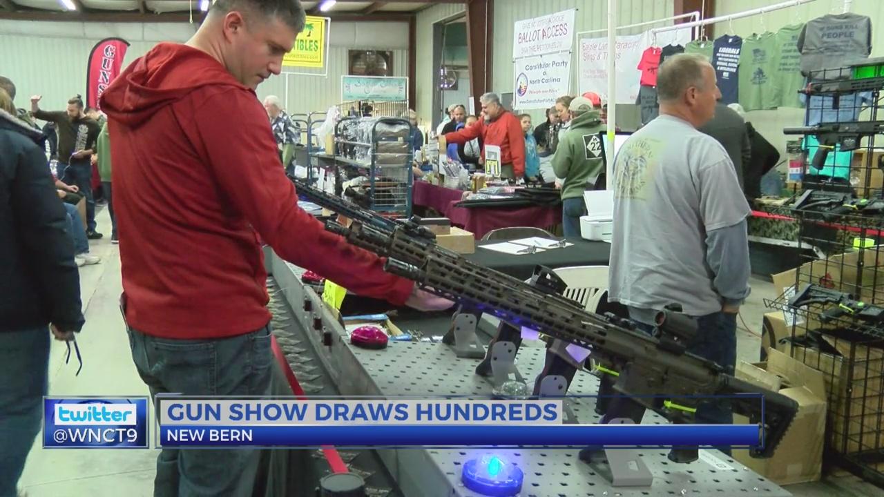 New Bern Gun Show