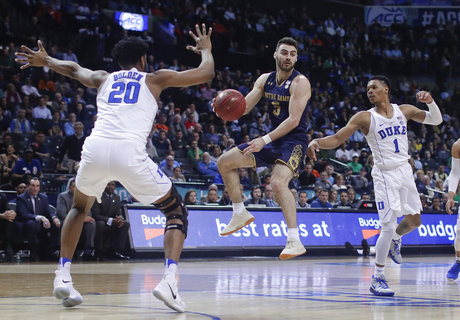 ACC Notre Dame Duke Basketball_579711