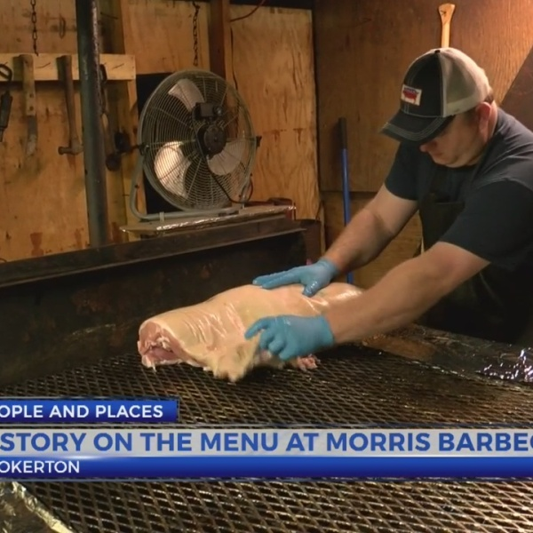 People and Places: Morris Barbecue