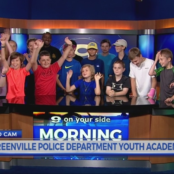 Greenville Police Academy Youth League 2