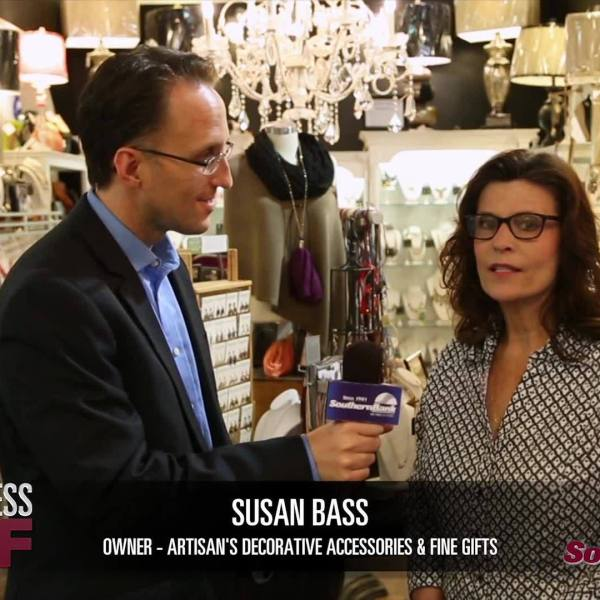 Better Business Brief: Artisan's Decorative Accessories & Fine Gifts