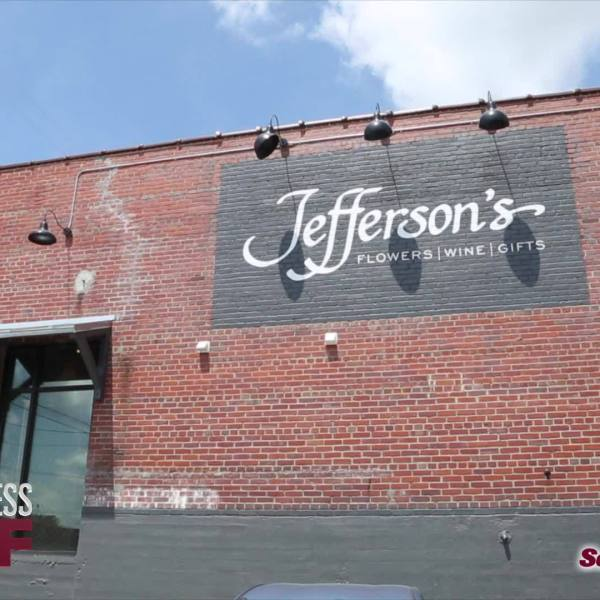Better Business Brief: Jefferson's Florist