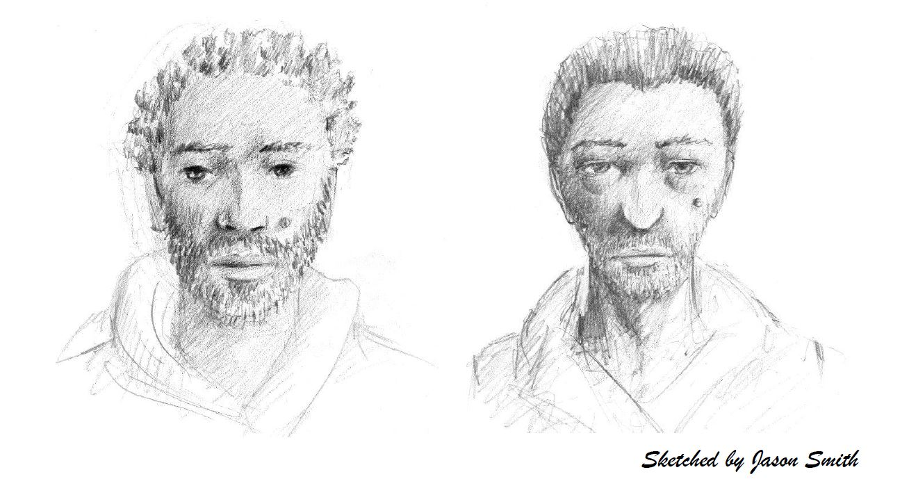 Carteret County Sheriff's Office releases sketches of burglars