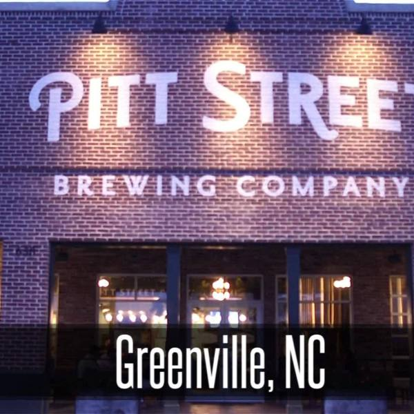 Better Business Brief: Pitt Street Brewing Company