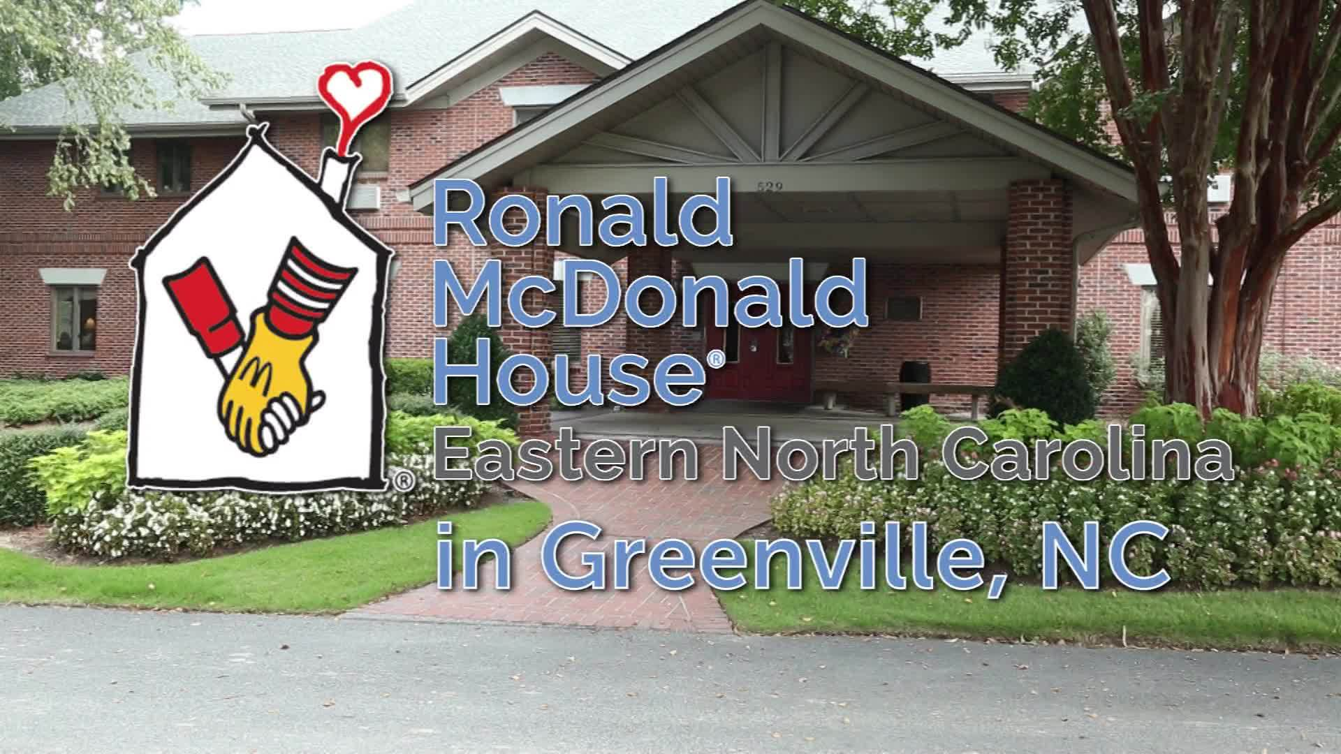 Better Business Brief: Ronald McDonald House of Eastern North Carolina