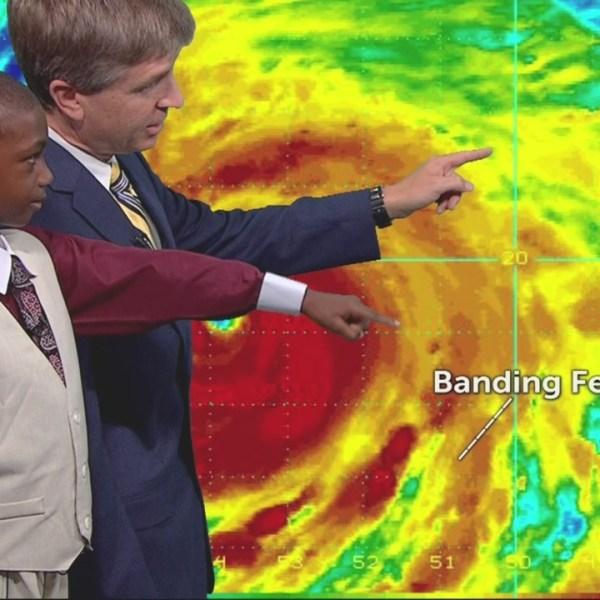 WNCT9 First Alert Weather Kids: Meeting Ayden