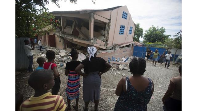 Death Toll In Haiti Earthquake Rises To 15 333 Injured
