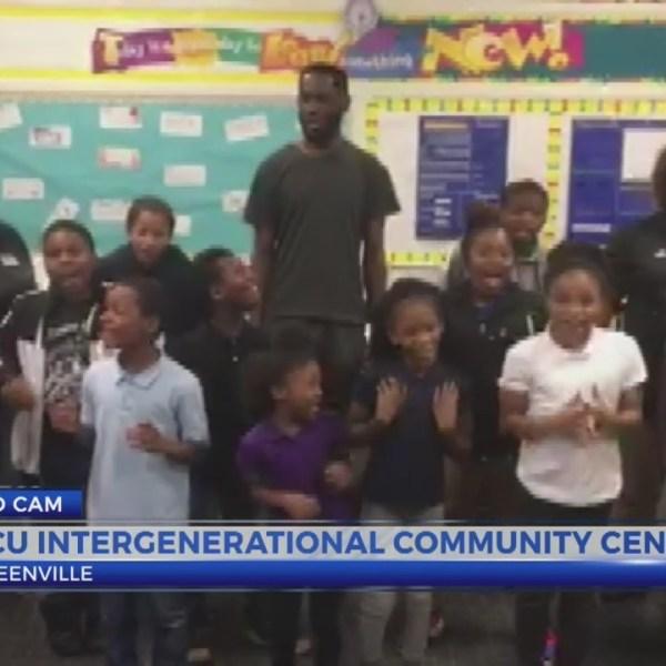 ECU Intergenerational Community Center