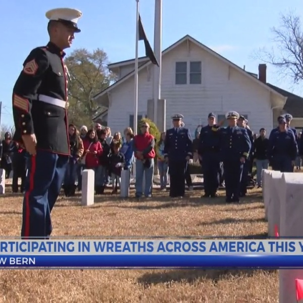 New Bern national cemetery looking for 'wreath sponsorships' during holiday season