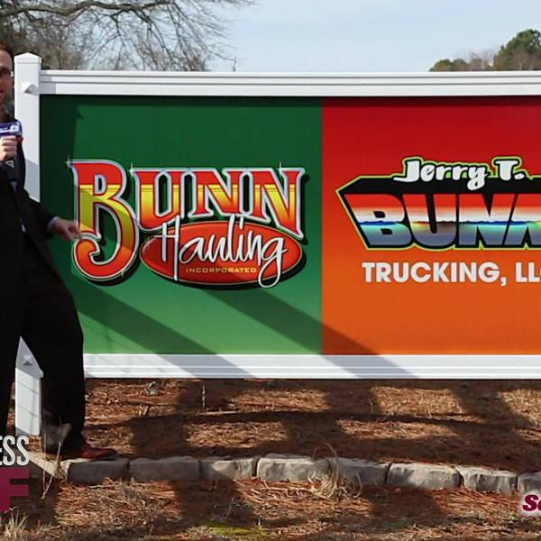 Better Business Brief: Jerry T. Bunn Trucking and Bunn Hauling