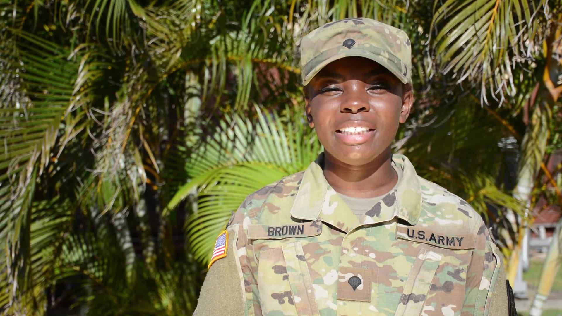 SPC Sierra Brown - Holiday Greeting