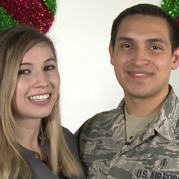 SSGT Jerrod Baxter - Holiday Greeting