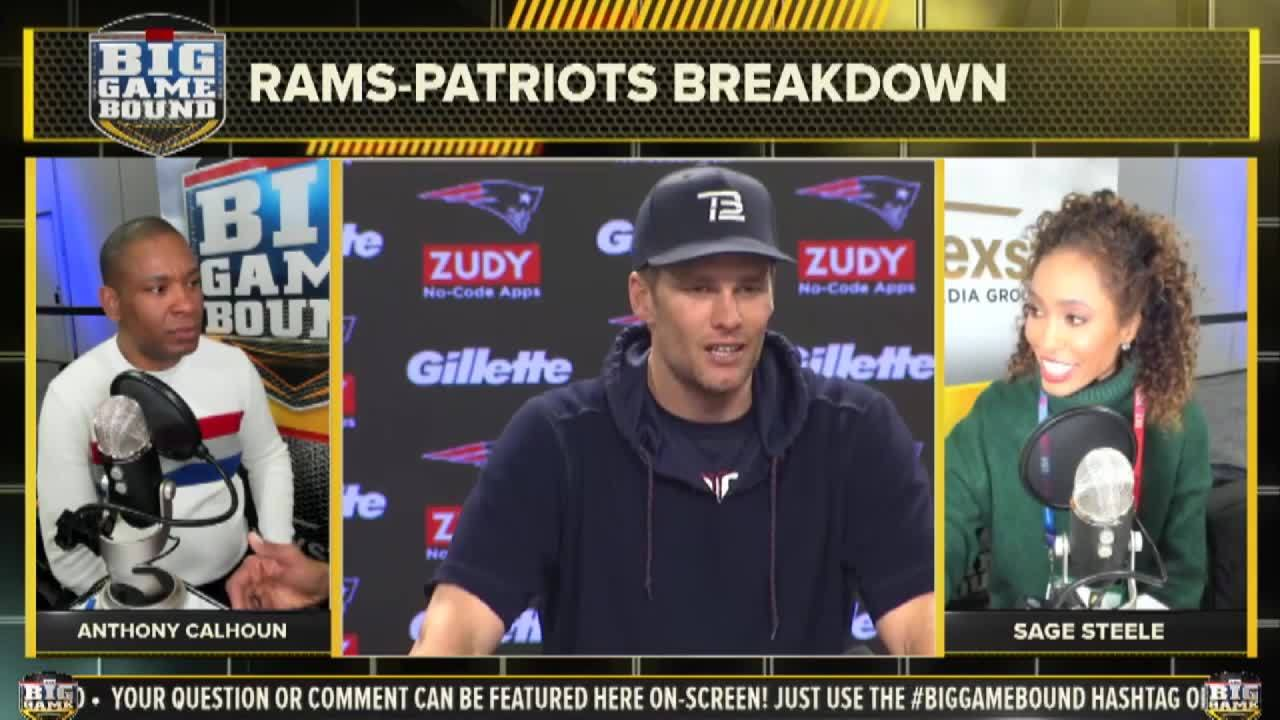 ESPN's Sage Steele: Tom Brady is the greatest of all-time