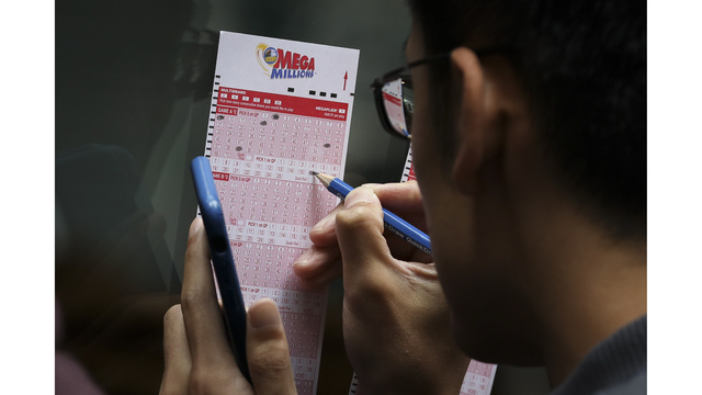Mega Millions jackpot grows -- next drawing on New Year's Day