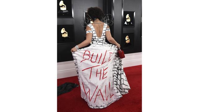 61st Annual Grammy Awards - Arrivals_1549860155484