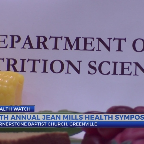 Greenville celebrates 15th annual Jean Mills Health Symposium
