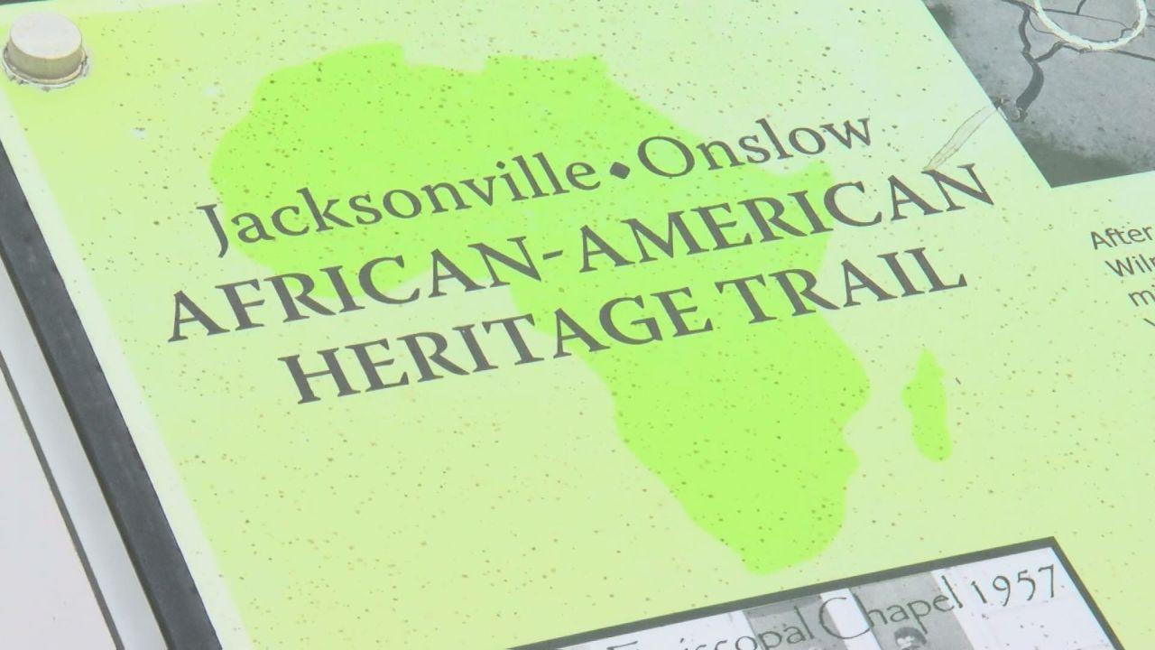 Hidden History: Jacksonville-Onslow African American Heritage Trail