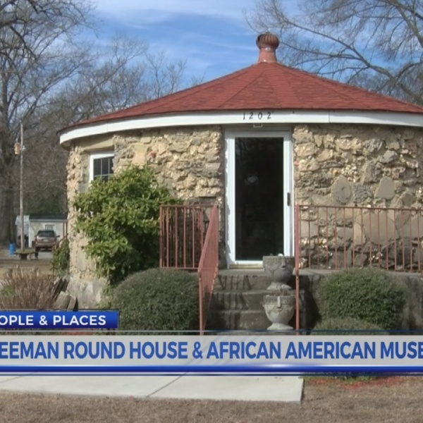People and Places: Freeman Round House & African American Museum