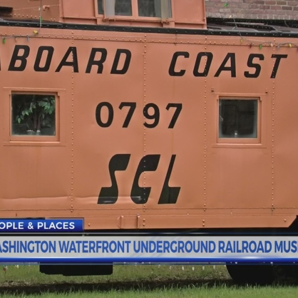 People and Places: Washington Waterfront Underground Railroad Museum