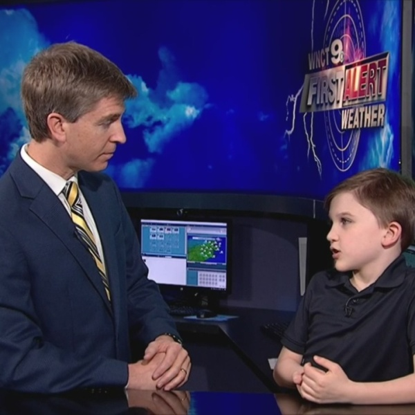 WNCT9 First Alert Weather Kids: Ryan Cieszko