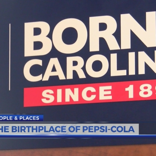 People and Places: Birthplace of Pepsi-Cola