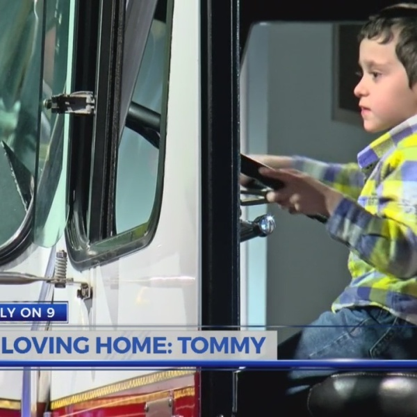 A Loving Home: Tommy
