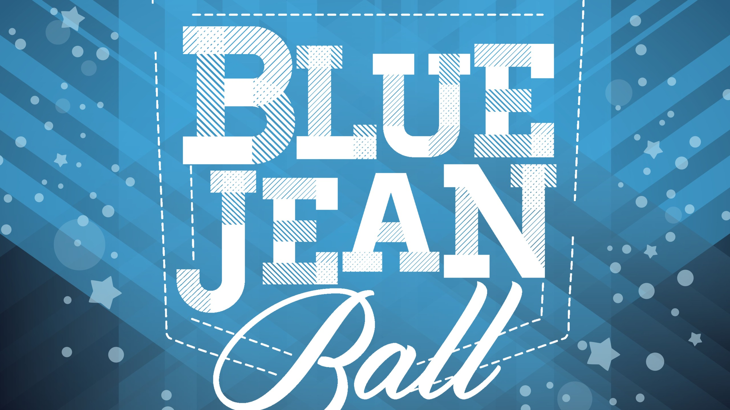 Oakwood School Blue Jean Fundraiser Logo