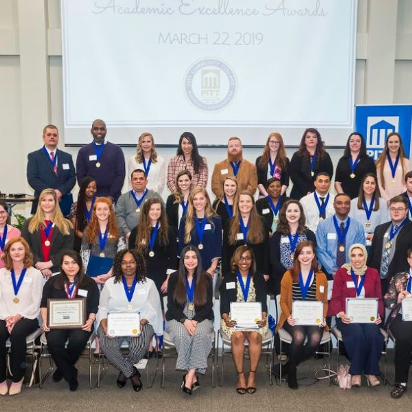 PCC 2019 Academic Excellence Awards