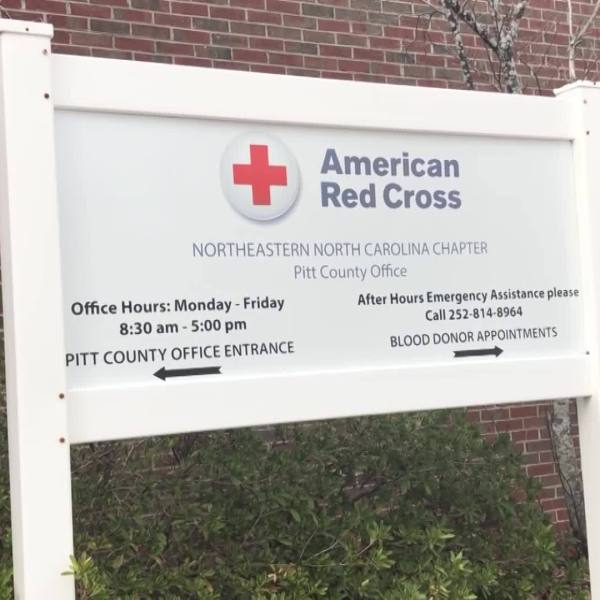 Red Cross Month Website
