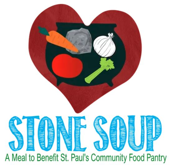 Stone Soup Benefit Meal Logo
