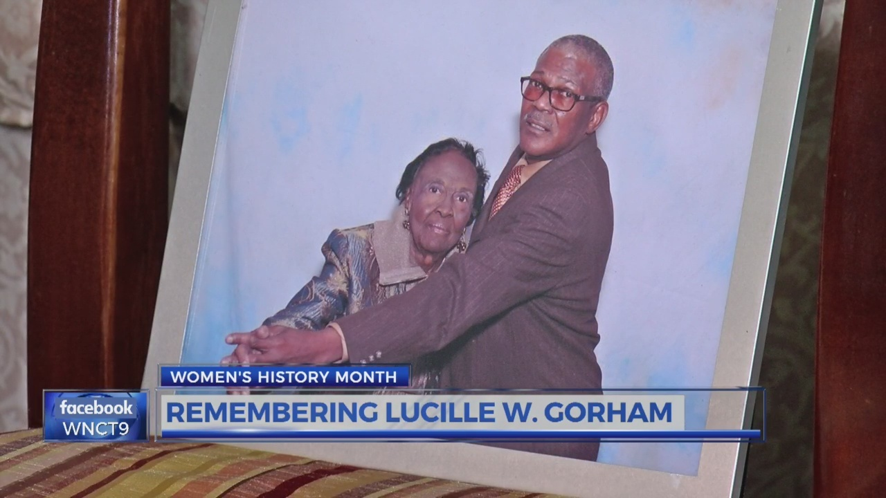Women's History: Honoring beloved leader and teacher, Lucille W. Gorham