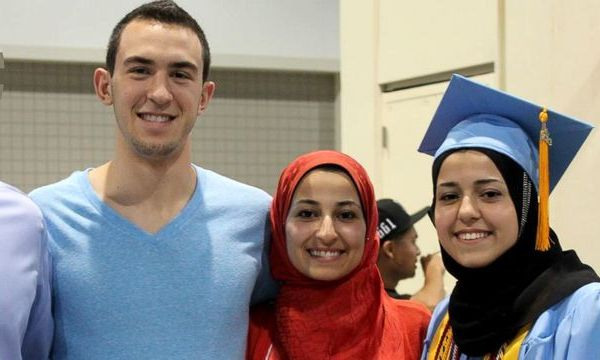 3 Muslims Murdered In Chapel Hill