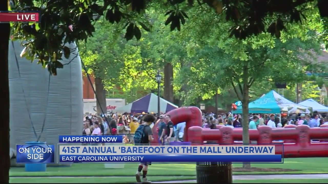 41st Annual 'Barefoot on the Mall'