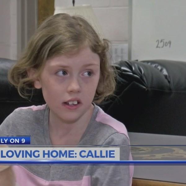 A Loving Home: Callie