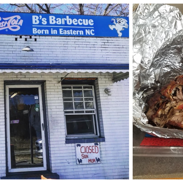 B's BBQ Greenville