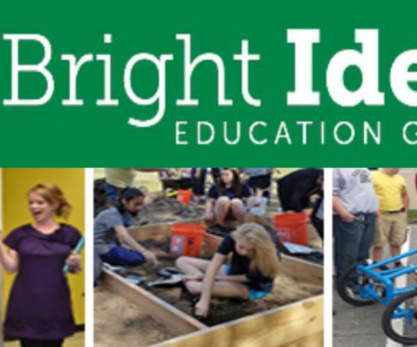 Bright Ideas Grant Funding