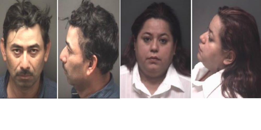 Greenville Heroin Arrests April 28 2019