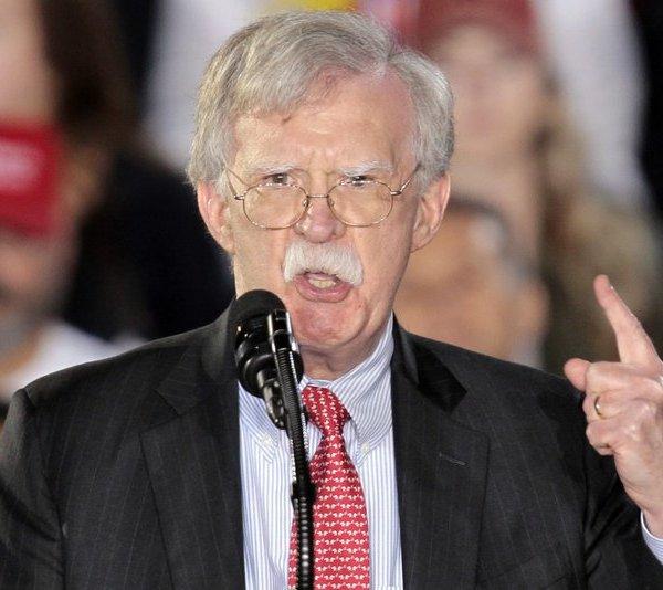 John Bolton National Security Advisor