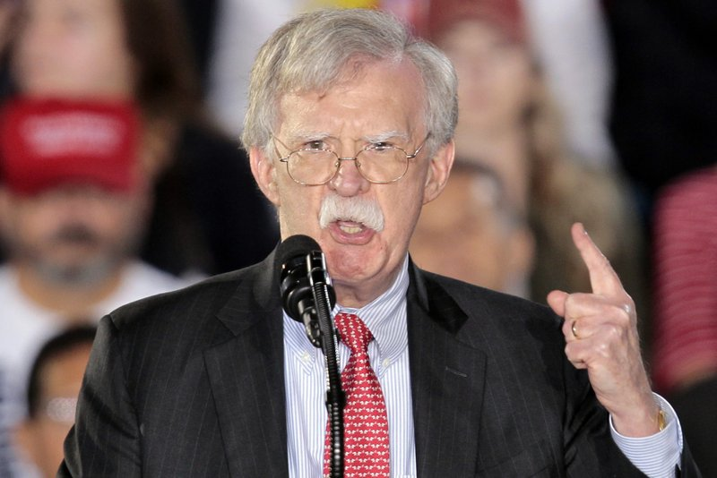 John Bolton National Security Advisor