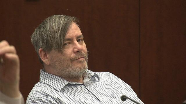 Jon Sander In Court