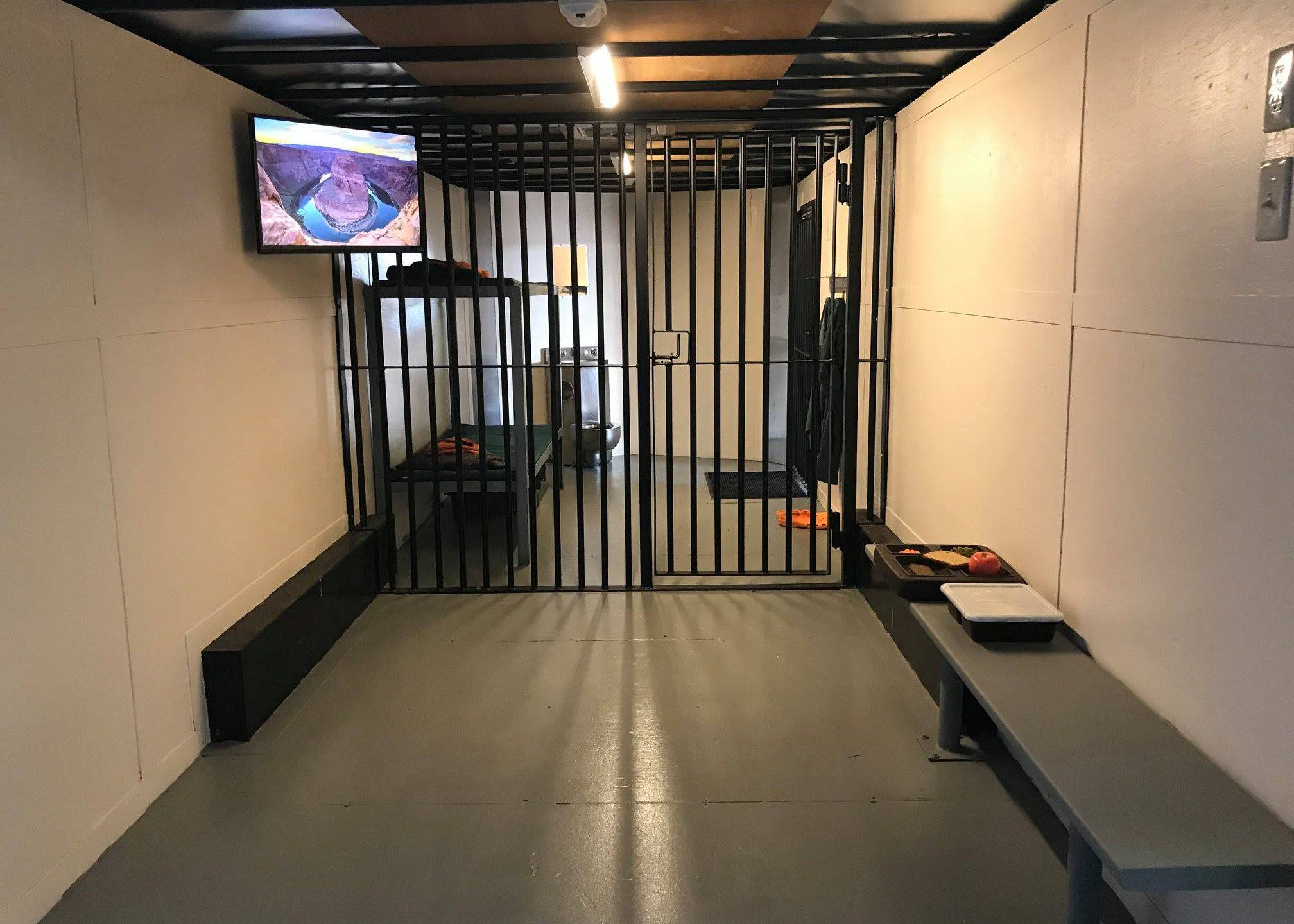 Lenoir Co. Jail Prevention Trailer 1