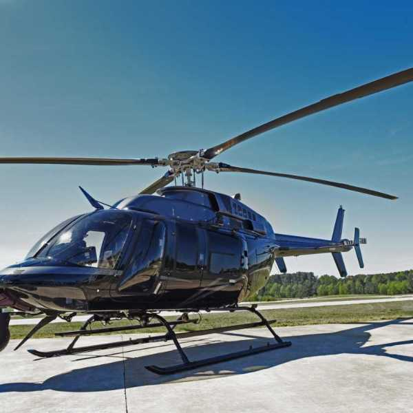 NC State Highway Patrol New Helicopter