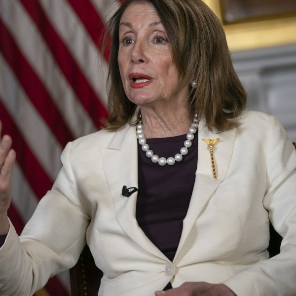 Nancy Pelosi Speaker of House