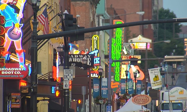 Nashville Bar Street