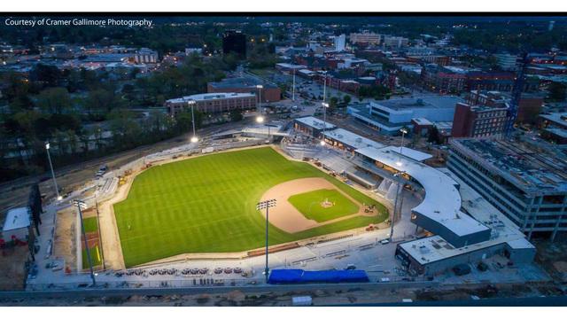New Fayetteville NC Ballpark