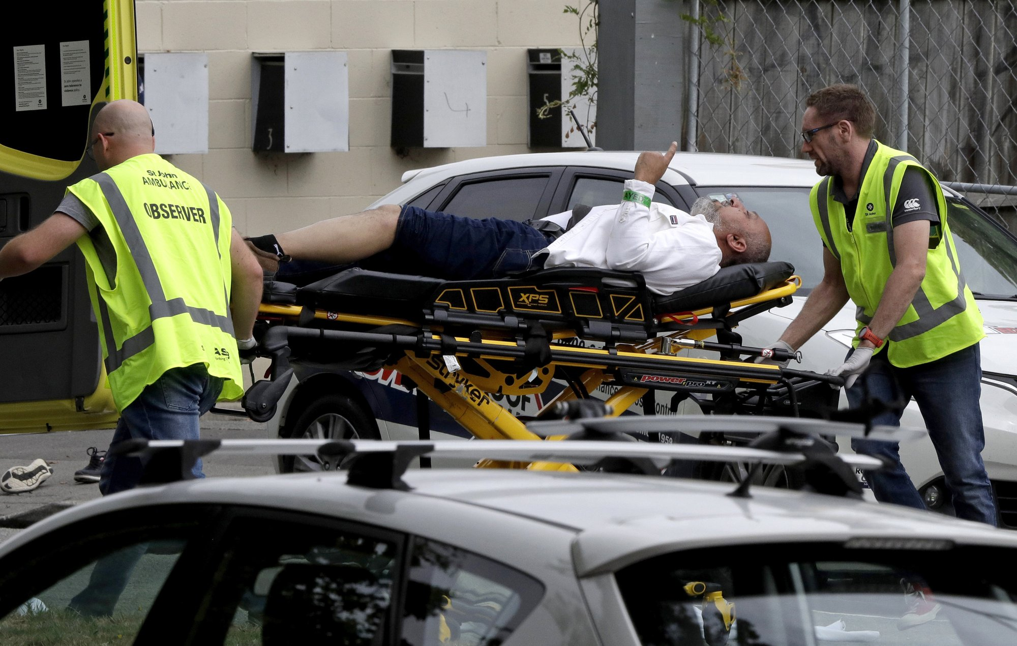 New Zeland Mosque Attack