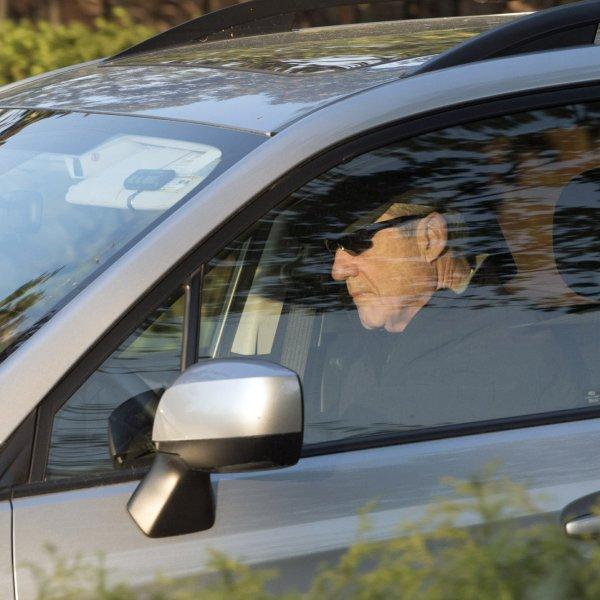 Robert Mueller Leaves Home April 2019