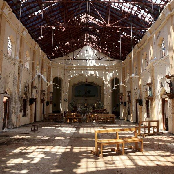 St. Sebastian's Church Sri Lanka