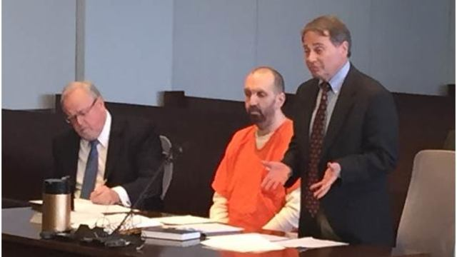 Stephen Craig Hicks In Court